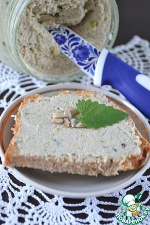 Паштет из семян подсолнуха и сладкого перца простой пошаговый рецепт приготовления с фото как приготовить