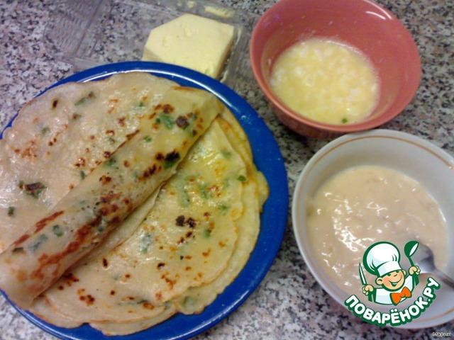 Рецепт табаней с зыретом