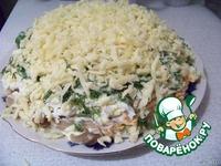 Салат «Петровский» ингредиенты
