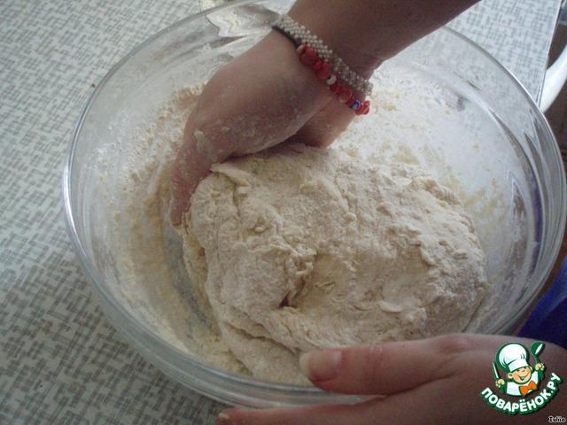 Как сделать тесто на пиццу с дрожжами и молоком