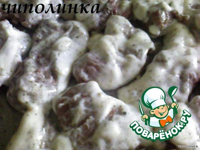 Как приготовить Телятина под ананасами простой рецепт с фотографиями пошагово #2