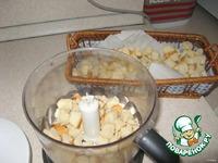 Котлеты из чечевицы ингредиенты