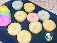 Бананово-ореховые кексы ингредиенты