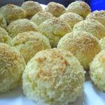 Турецкое курабье с кокосом