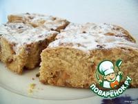 Пирог «Творожная спираль» - кулинарный рецепт