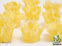 Сырные тарталетки с авокадно-творожной начинкой ингредиенты