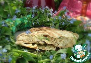 Лепешки с сыром на гриле простой рецепт с фото пошагово как готовить