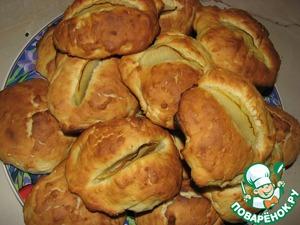 Рецепт Творожные мягкие печенья