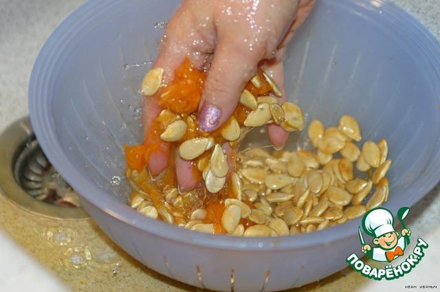 Как приготовить Тыквенная  каша вкусный пошаговый рецепт с фотографиями #3