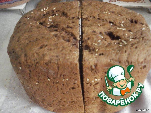 Ржаной хлеб для хлебопечек рецепты
