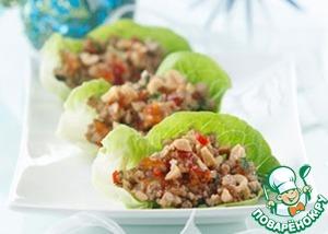 Свинина по-тайски Сан Чоя вкусный рецепт приготовления с фотографиями пошагово