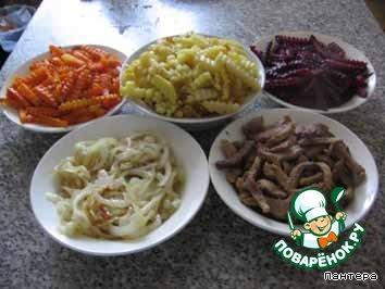 Салаты чафан рецепты 83