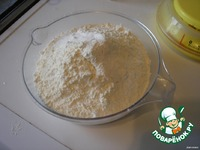 Банановый хлеб ингредиенты