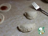 Пирожки из творожного теста ингредиенты