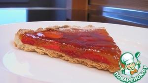 Рецепт Пирог песочный с ягодами