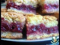 Простой вишнeвый пирог ингредиенты