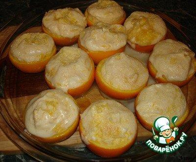 """Как готовить рецепт приготовления с фото Суфле """"Апельсины в снегу"""" #10"""