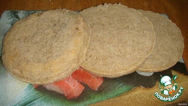 торт из хлеба фото