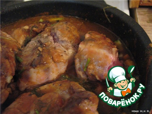 Оссобуко домашний рецепт приготовления с фото как приготовить #4