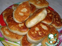 Жареные пирожки ингредиенты