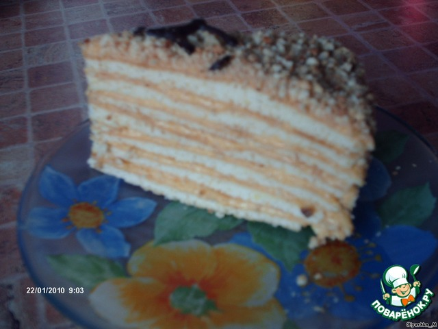 Диетический торт рецепт пошагово в домашних условиях