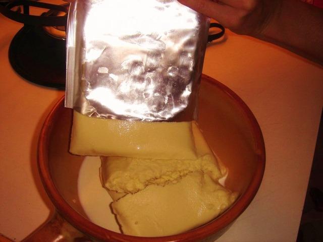 Сыр фондю рецепт