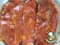 Свинина   на   гриле   в   чесночно — гранатовом   соусе ингредиенты