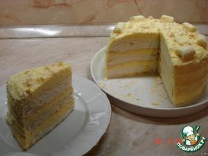 Торт «Сенаторский»
