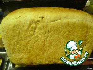 Рецепт Американский бутербродный хлеб