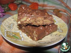 Рецепт Шоколадный фадж