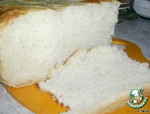 """Рецепт: Закваска для хлеба """"Вечная"""""""
