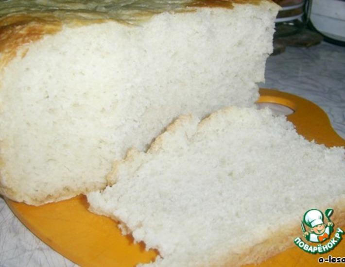 Рецепт: Закваска для хлеба Вечная