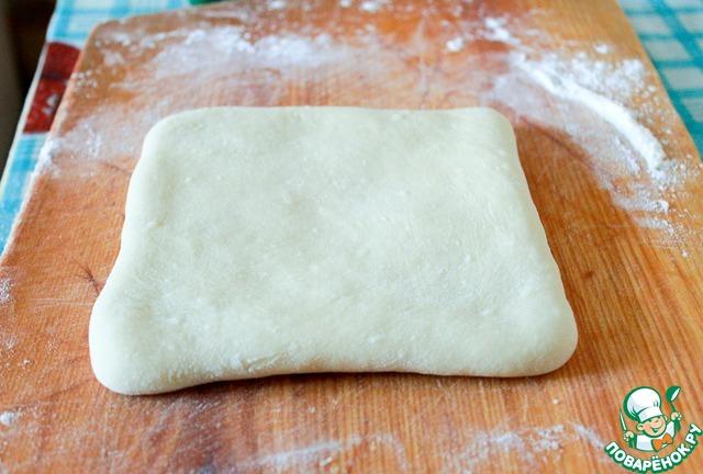 Как сделать слоеное тесто для торта