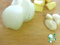 Котлеты из баклажанов и перца ингредиенты