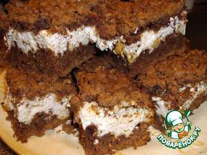 Рецепт Творожный пирожок