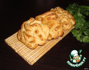 Рецепт Ленивые булочки с сыром