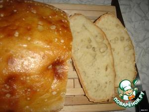 Рецепт Хлеб без замеса