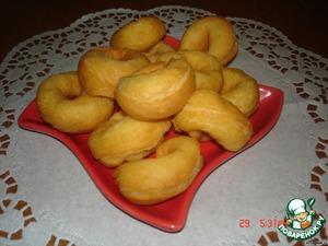 """Рецепт: Сырные """"лукумадес"""""""