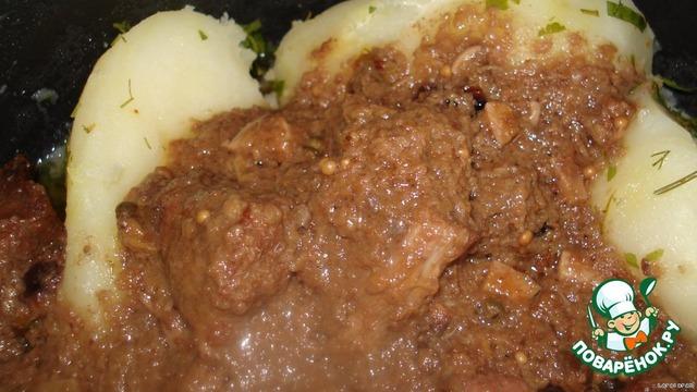 Простые рецепты телятины с фото