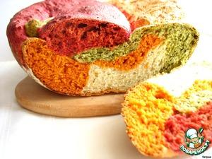 Рецепт Австралийский овощной хлеб Il Gianfornaio