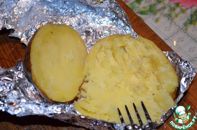 крошка-картошка дома рецепт с фото