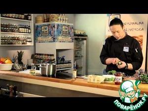 Рецепт Пикантная лапша стир-фрай в томатном соусе со сладким чили Blue Dragon