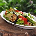 Грилованные овощи от Танюши