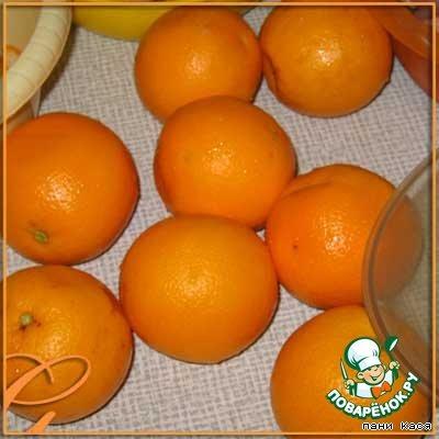 Апельсиновая курица домашний пошаговый рецепт приготовления с фото #2