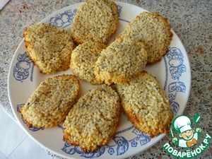 Печенье из кус-куса домашний рецепт приготовления с фотографиями пошагово