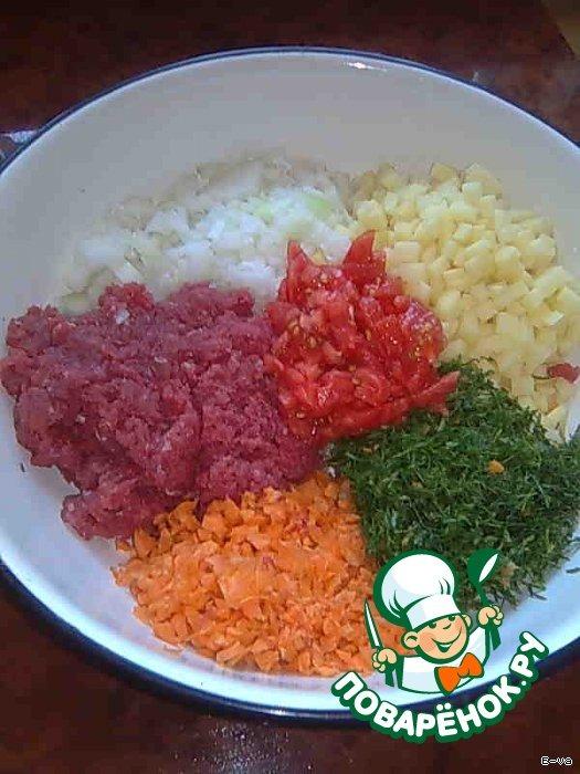 Салат из курицы копчёной с ананасами пошаговый рецепт с фото