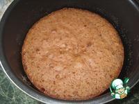 """Торт в мультиварке """"Трухлявый пень"""" ингредиенты"""