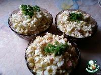 """Салат с """"Мивиной"""" ингредиенты"""