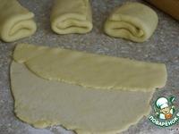 Праздничное армянское  печенье - Кята ингредиенты