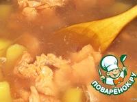 Финский сливочный рыбный суп ингредиенты